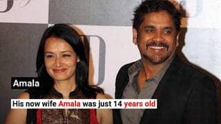 Actresses and their age when their husbands got married for first time