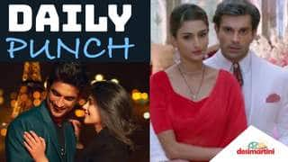 Daily Punch : Sushant Singh Rajput's Last Film Dil Bechara Gets Its OTT Release Date