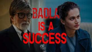 Badla Weekend Box Office | Amitabh Bachchan, Taapsee Pannu, Shah Rukh Khan | #TutejaTalks