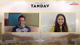 Anup Soni opens up about his character in political drama series Tandav