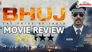 Movie Review - Bhuj: The Pride Of India | Ajay D. Sonakshi S. Sanjay D. Ammy V. Nora F