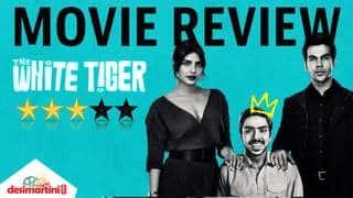 The White Tiger - Movie Review | Priyanka Chopra Jonas, Rajkummar Rao | Netflix |