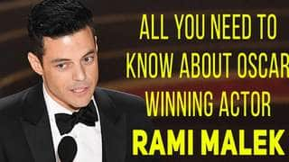 All You Need To Know About Oscar Winning Actor Rami Malek