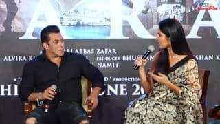 Katrina Reveals Why She Doesn't Comment On Salman Khan's Instagram Pictures