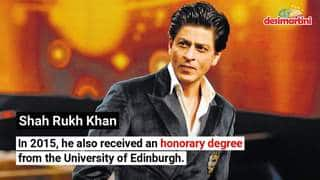 10 Bollywood Celebs & Their Educational Qualification