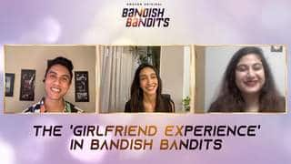 Ritwik Bhowmik And Shreya Chaudhry Spill The Beans On Their Upcoming Web Series Bandish Bandits
