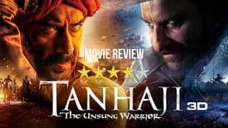 Tanhaji Movie Review- Ajay Devgn, Kajol, Saif Ali Khan, Om Raut | #TutejaTalks