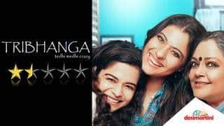 Tribhanga - Movie Review | Kajol, Tanvi Azmi, Mithila Palkar, Kunal Roy Kapur, Netflix |