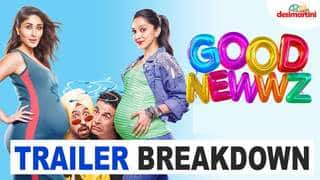 Good Newwz Trailer Breakdown | Akshay, Kareena, Diljit, Kiara | Raj Mehta