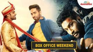 Shubh Mangal Zyada Savdhan And Bhoot Box Office Weekend | #TutejaTalks
