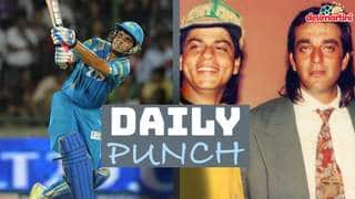 Daily Punch: Sourav Ganguly biopic in works