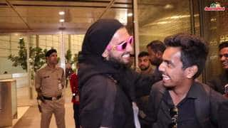 Spotted: Ranveer Singh Celebrates Photographer's Birthday At Airport, Vicky Kaushal Was There Too