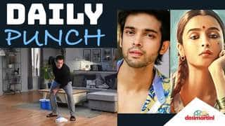 Rhea Chakraborty arrested for alleged drug links, Parth Samthaan to debut with Gangubai Kathiawadi