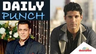 Daily Punch: Salman's first look from Bhaijaan to be unveiled soon; Alia to resume RRR shooting