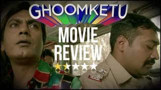 Ghoomketu - Movie Review - Nawazuddin Siddiqui, Anurag Kashyap