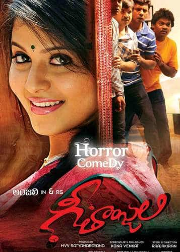 geethanjali rating reviews box office story anjali