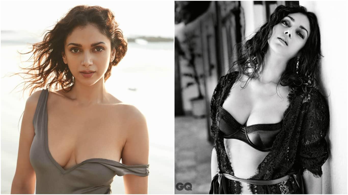 Aditi Rao Hydari's Photoshoot For GQ Is Too Hot To Handle