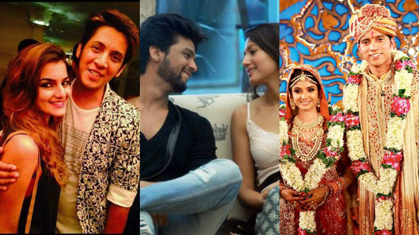 In Pics 21 Couples Who Found Love On Reality Shows Desimartini