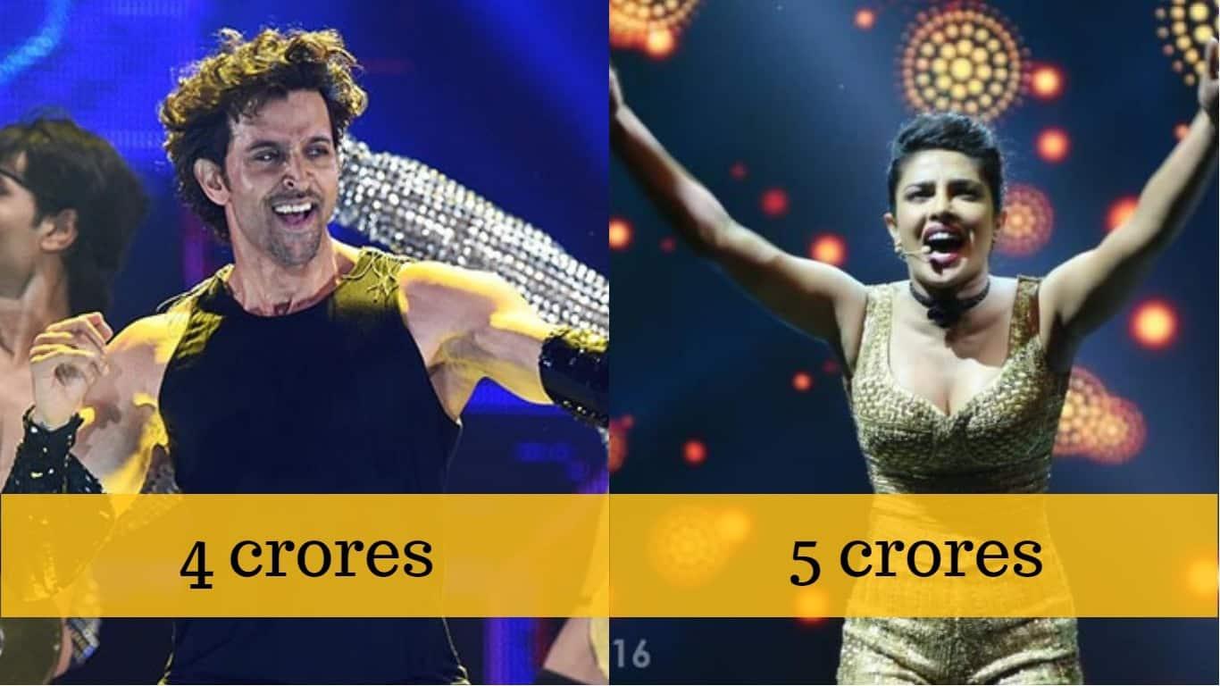 6 Bollywood Biggies Who Charge A Bomb To Perform At Award