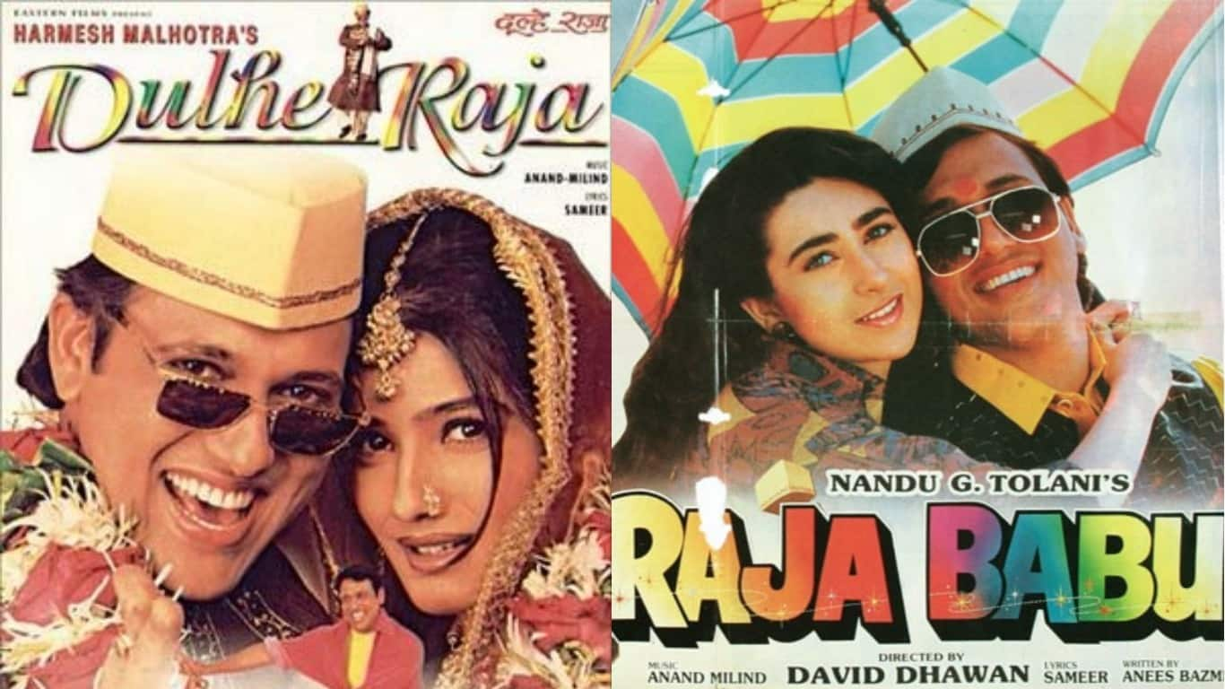 6 Best Roles Of Govinda That Made Him A King Of Masses In The 90s