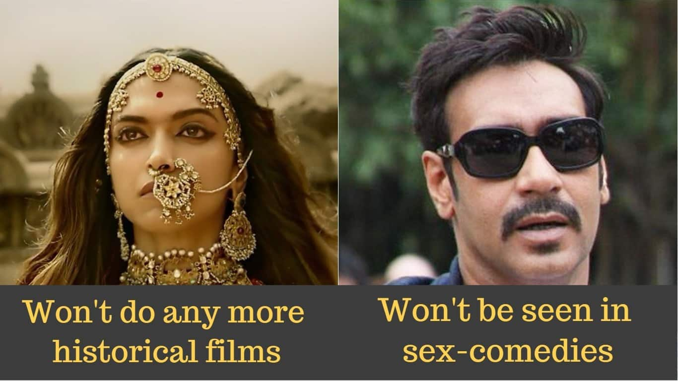 6 Bollywood Actors Who Have Sworn Off From Doing Films In