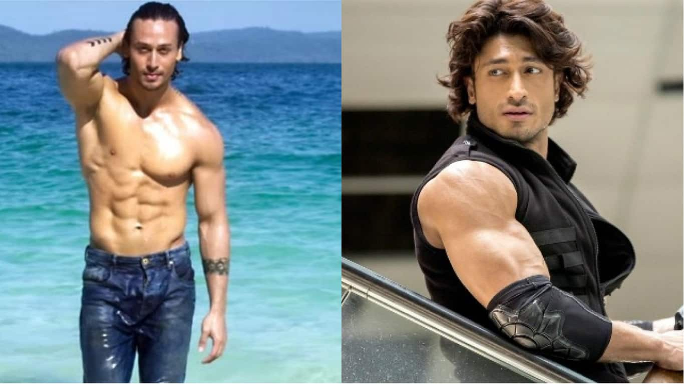 Why Tiger Shroff Became a Sensation While Vidyut Jamwal Fizzled Out -  DesiMartini