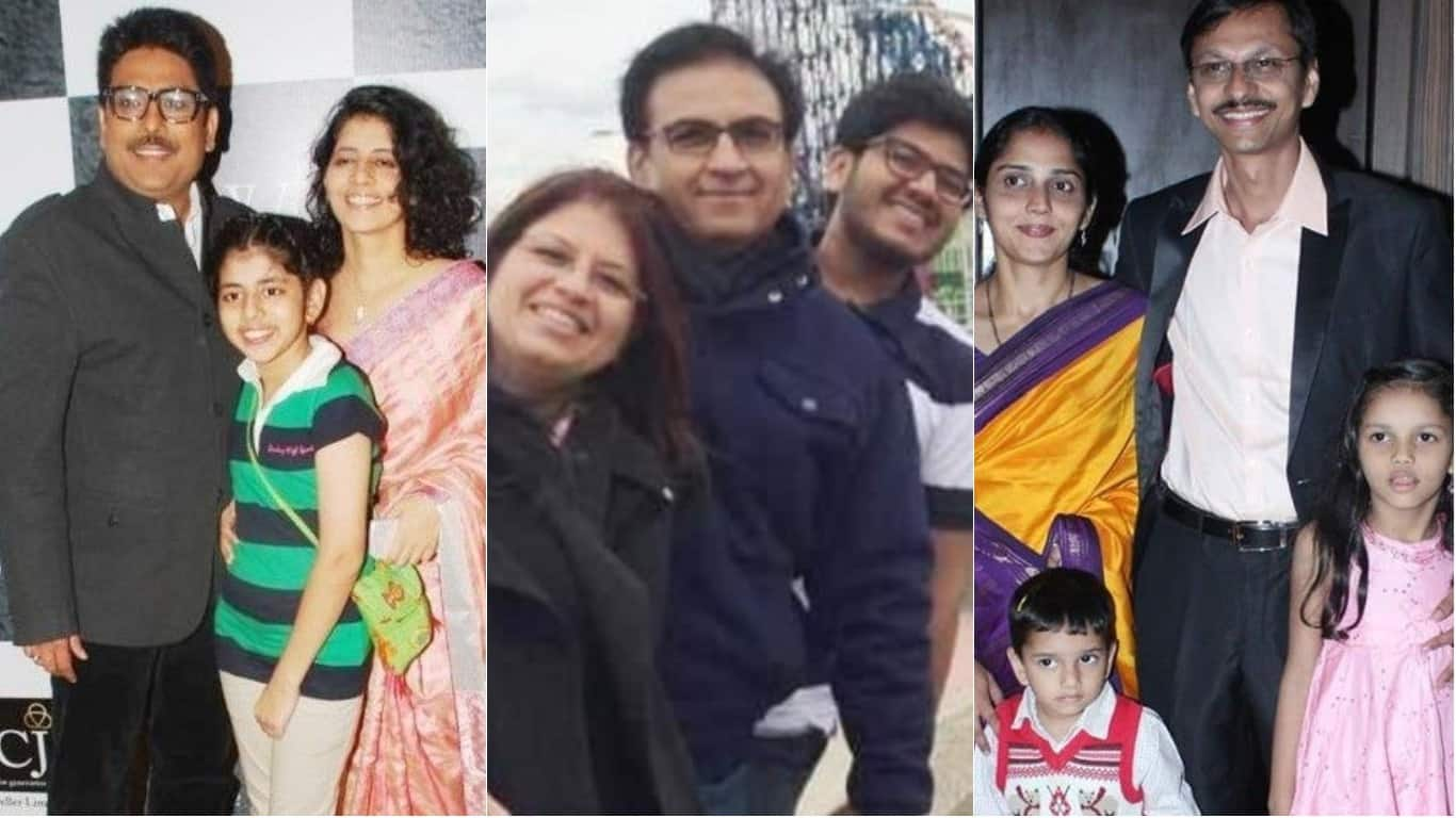 Meet The Real Life Families Of The Star Cast Of Taarak Mehta