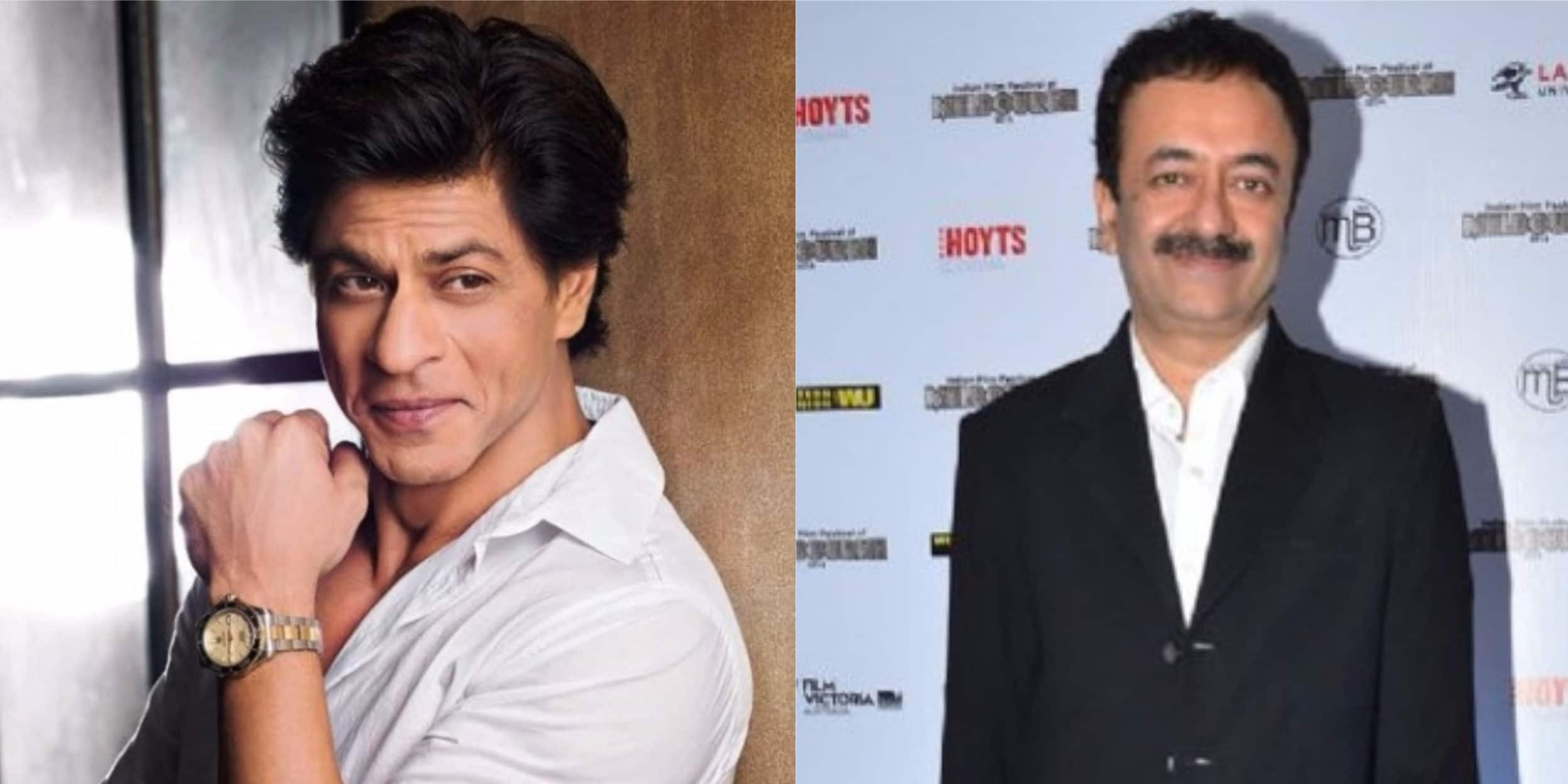After His Own Issues Shah Rukh Khan To Now Star In A Light Hearted Film Based On Immigration With Rajkumar Hirani Desimartini