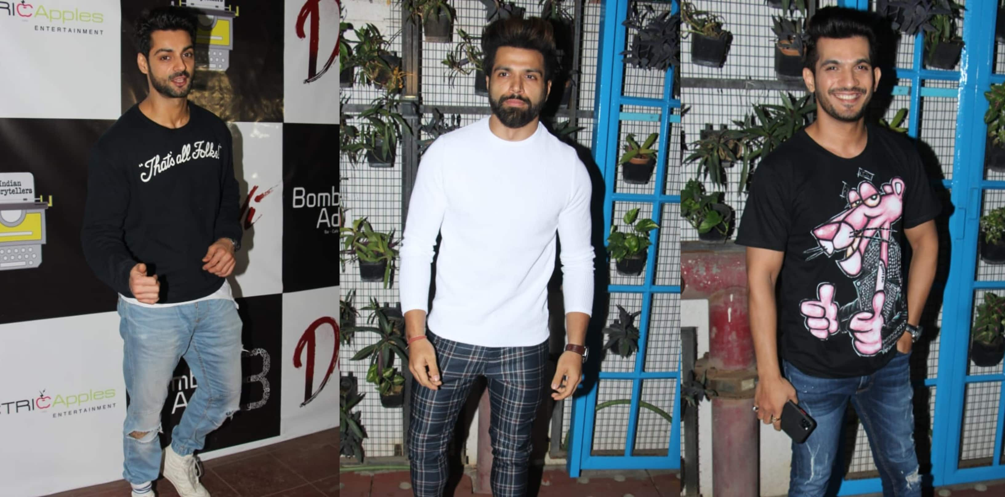 Devi Success Party: Ritvik Dhanjani, Arjun Bijlani And Other TV Stars Attend The Event