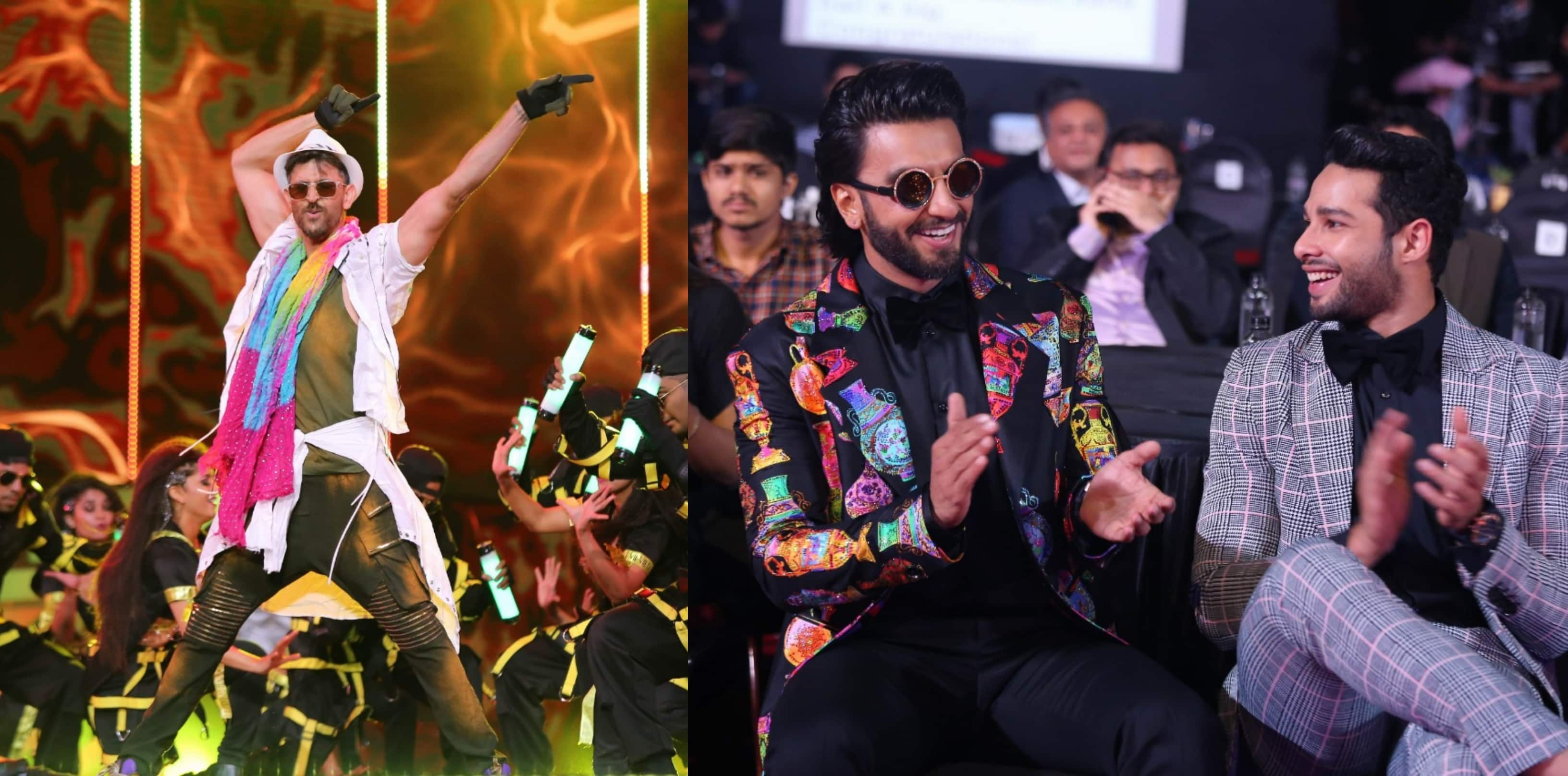 Zee Cine Awards 2020: Hrithik Sets The Stage On Fire, Ranveer Singh-Siddhant Chatturvedi Share A Hearty Chat; See Pics