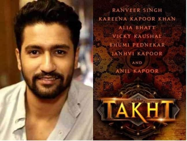 Takht: Vicky Kaushal Reveals He Was Star-Struck At The Reading ...
