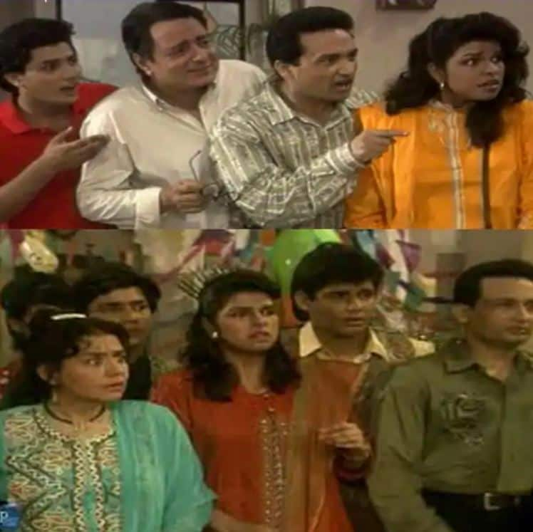 As Dekh Bhai Dekh Returns Back To TV, Here's Looking Back At How The Cast Looked Then V/S How They Look Now