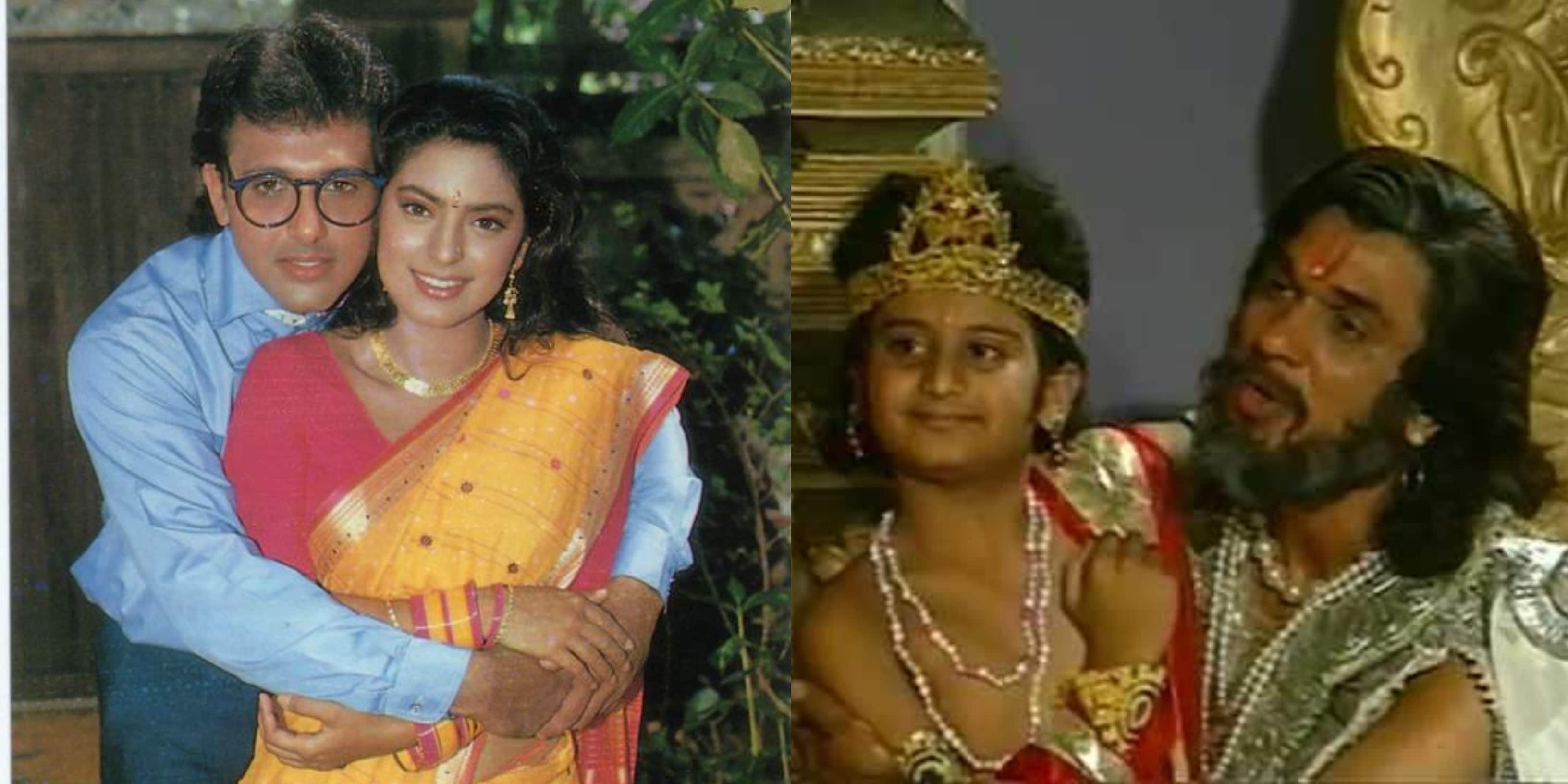Trivia: Govinda And Juhi Chawla Had Been Offered Roles In Mahabharat, Mukesh Khanna Had Auditioned For Dronacharya!