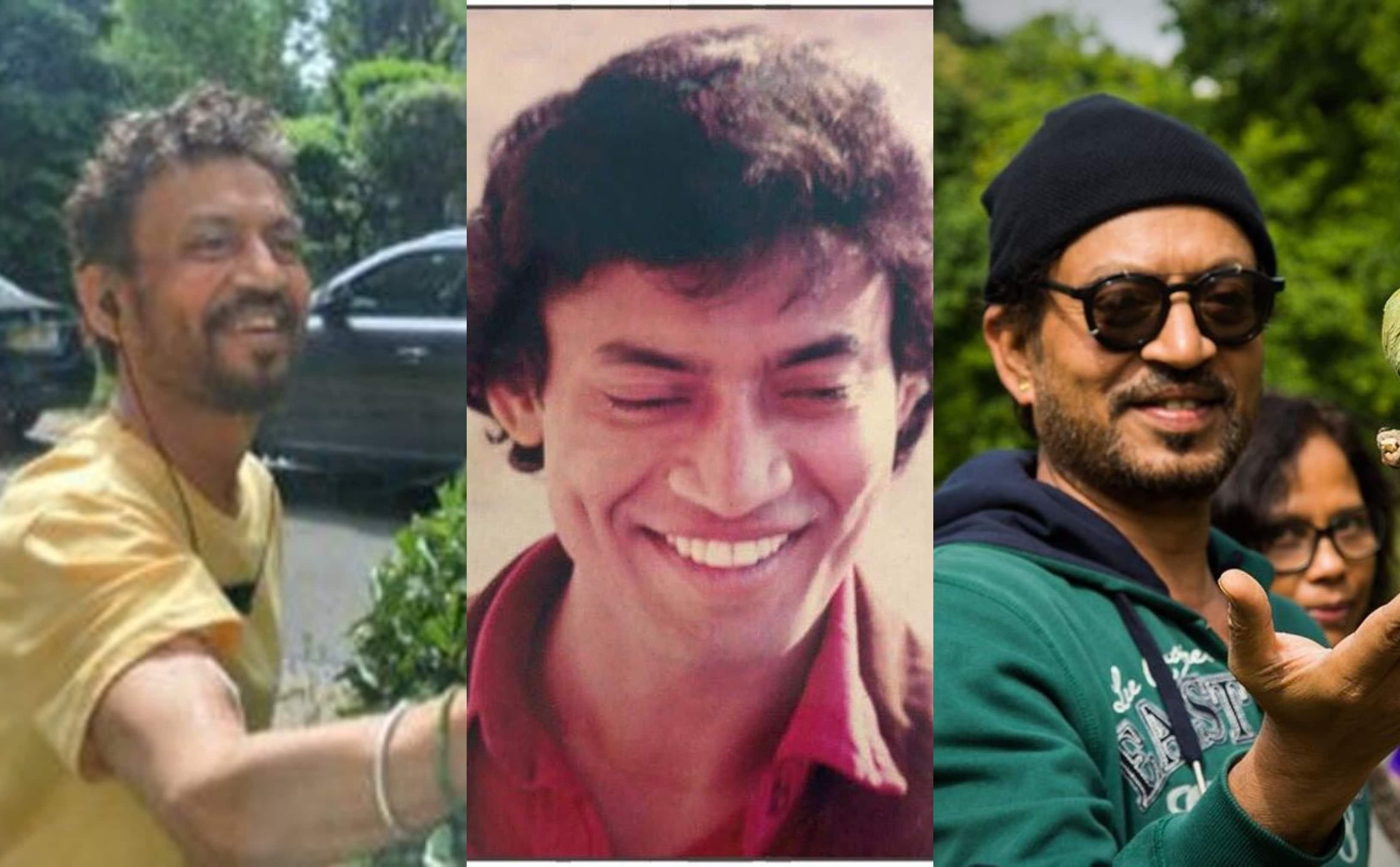 इरफ़ान खान: बॉलीवुड के सबसे शानदार एक्टर की जिंदगी जैसे अब इन तस्वीरों में समां गई