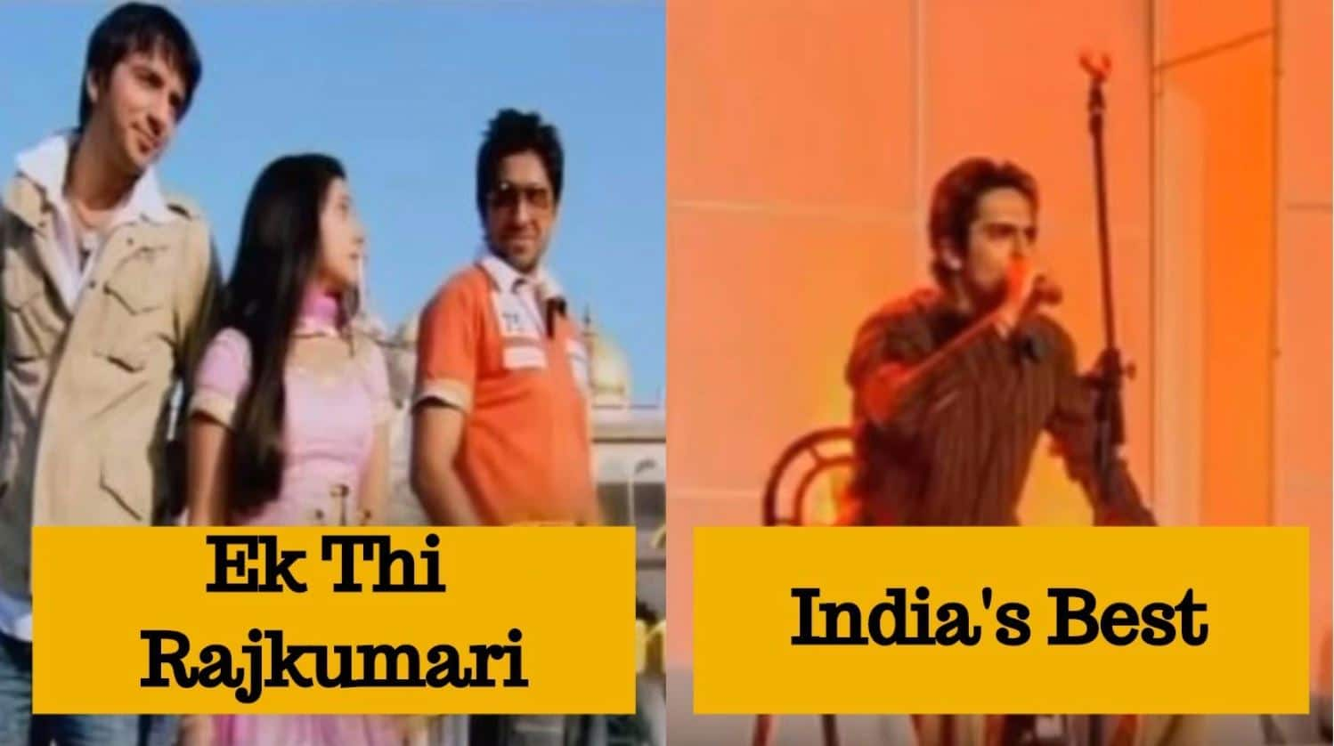 Ayushmann Khurrana Was A Part Of As Many As Five TV Shows Long Before Vicky Donor; Do You Remember All?