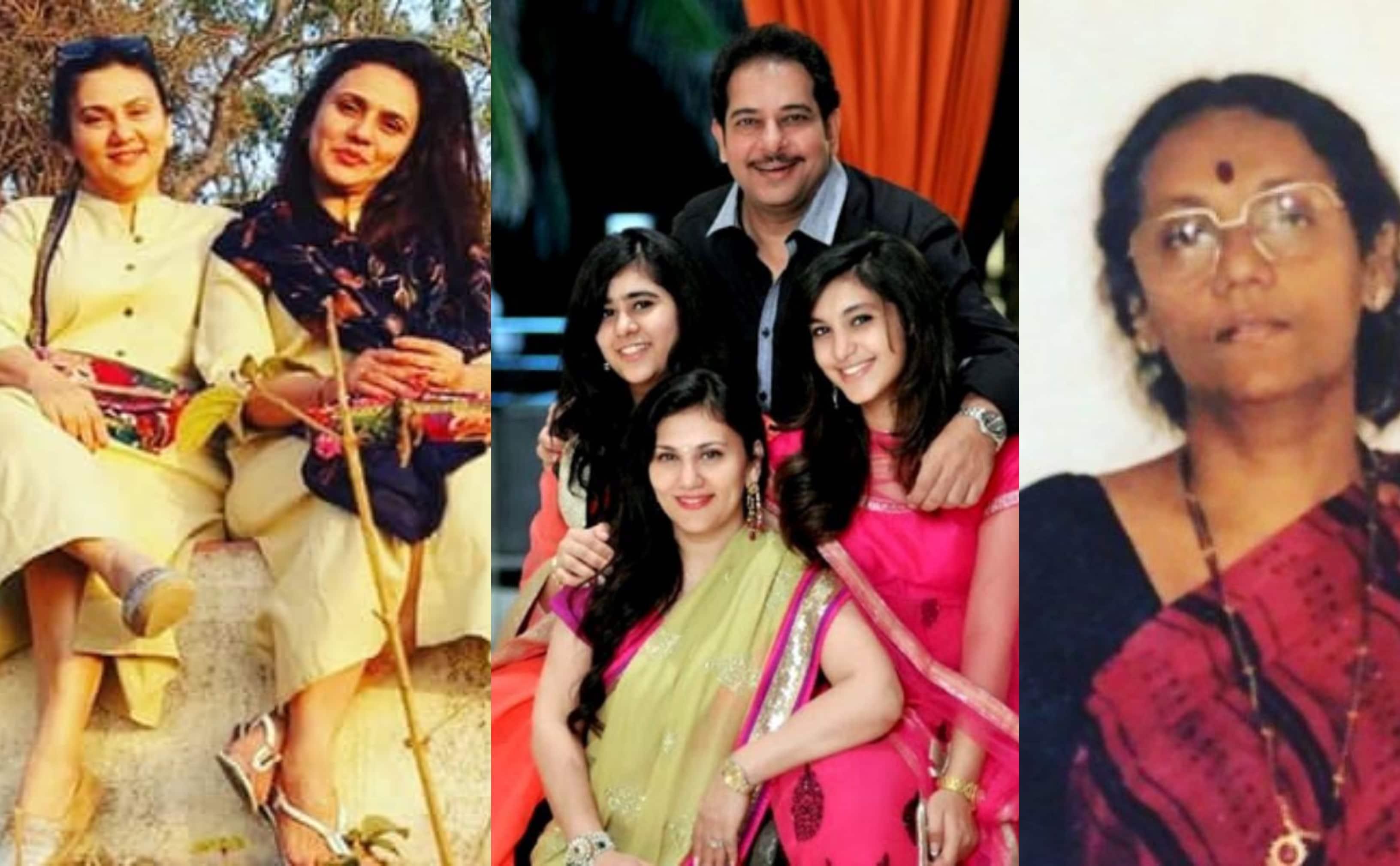 तस्वीरों में देखिये रामायण की सीता दीपिका चिखलिया का पूरा परिवार