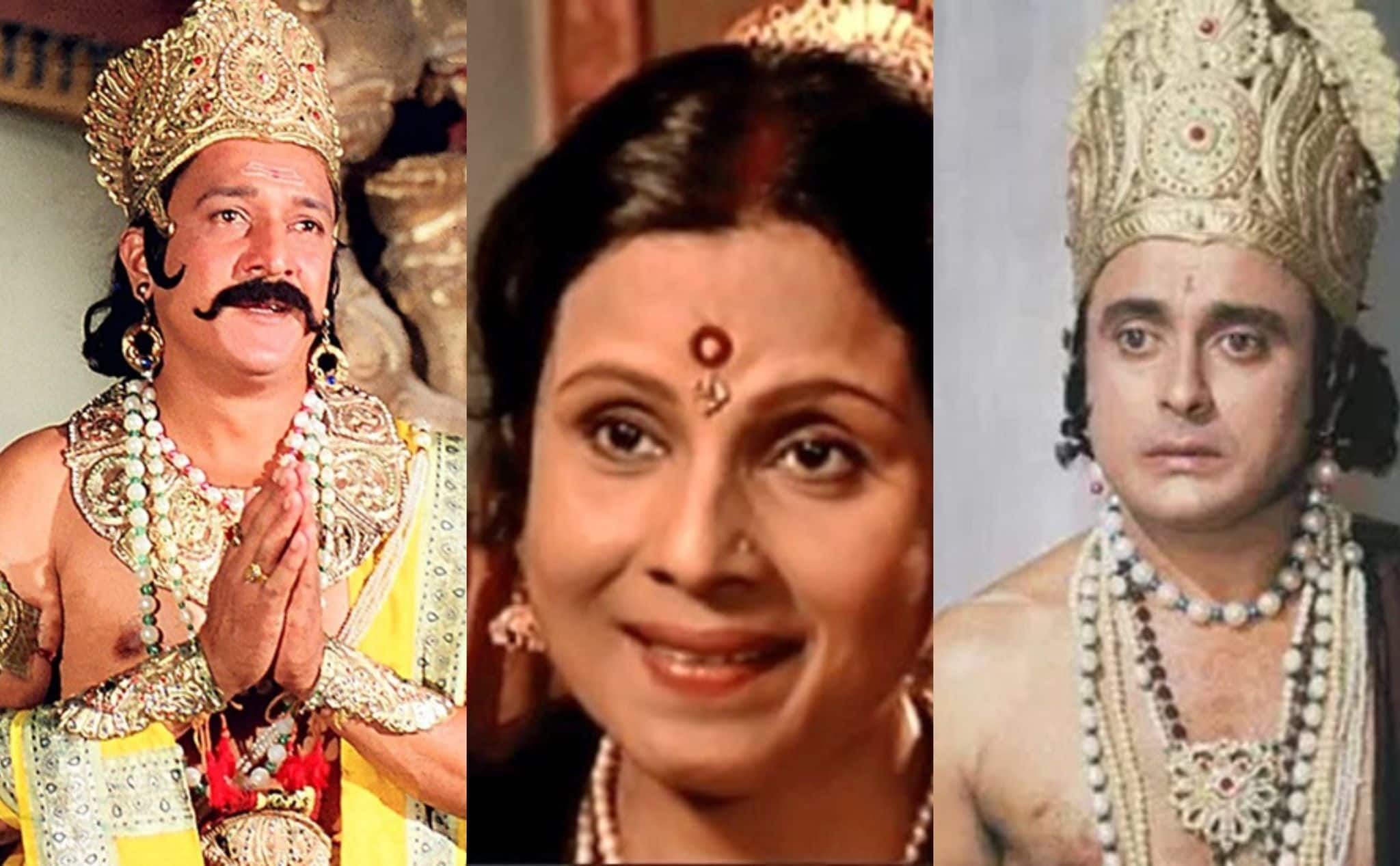 Late Actors From Ramayana's Star Cast Who Continue To Live On In Our Memories Because Of Their Performances