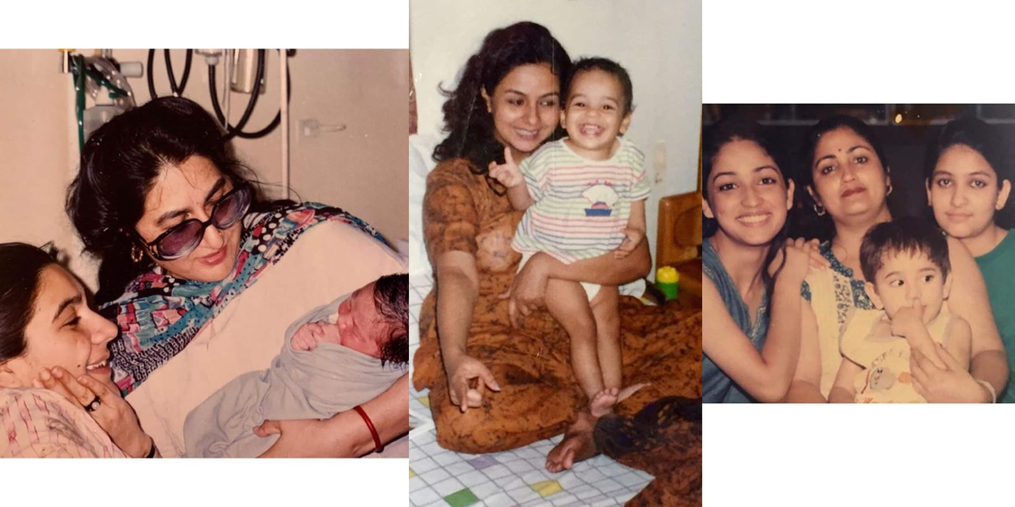 Mother's Day 2020: Vicky Kaushal, Sara Ali Khan And Other Celebs Share Throwback Pictures To Celebrate The Day