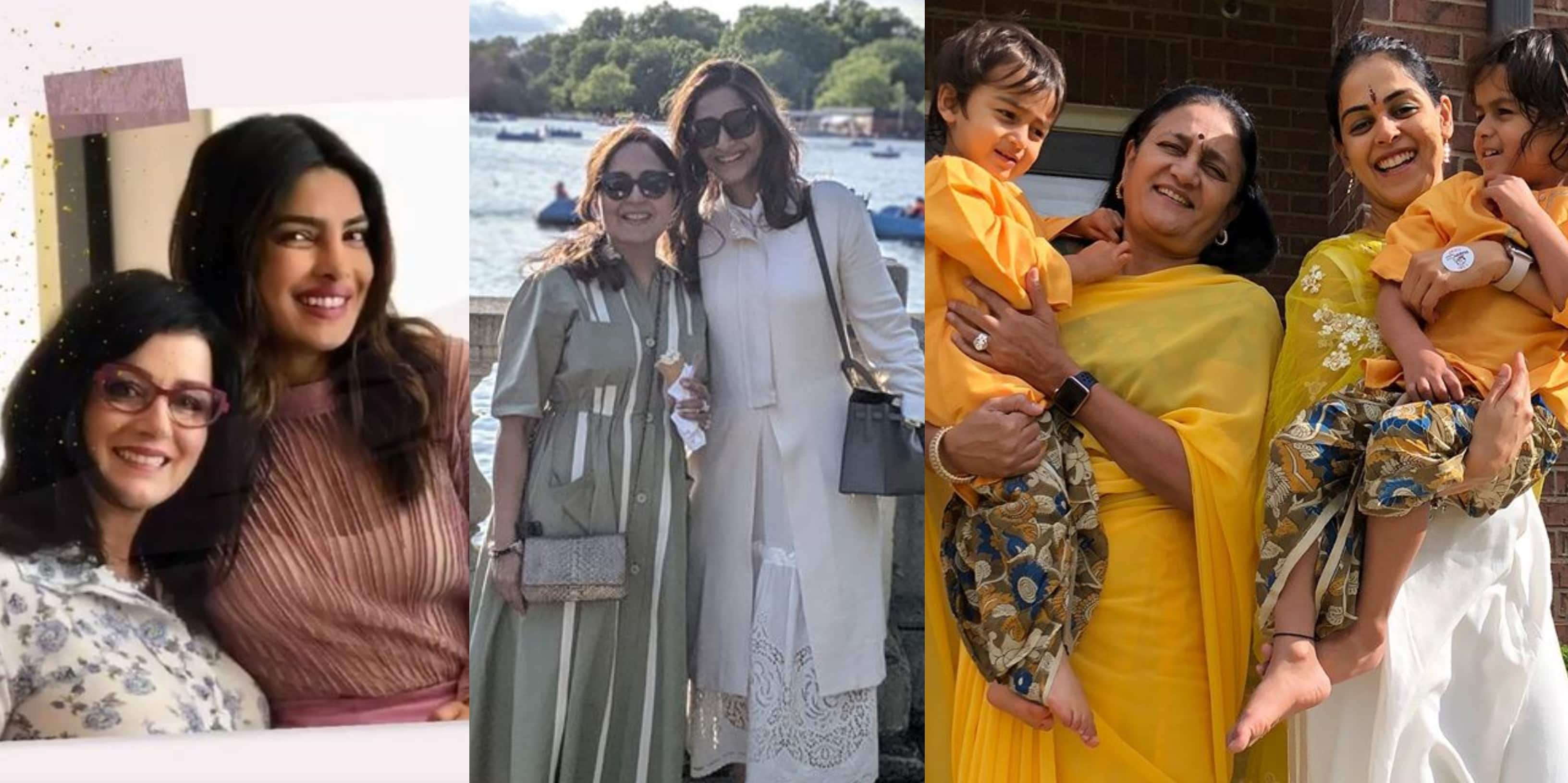 Mothers Day 2020: Sonam Kapoor, Priyanka Chopra And Others Give A Shout Out To Their Mothers-In-Law For Being The Best