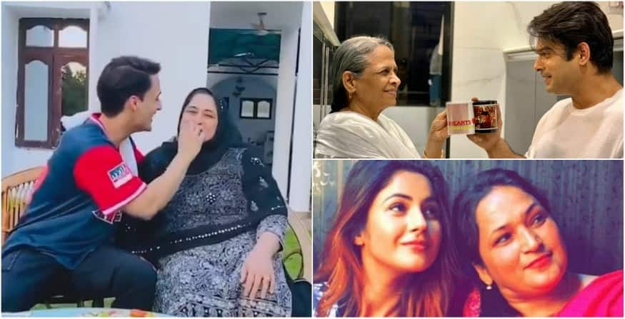 Mother's Day 2020: Here's How Bigg Boss 13 Contestants Wished The Most Special Person Of Their Lives