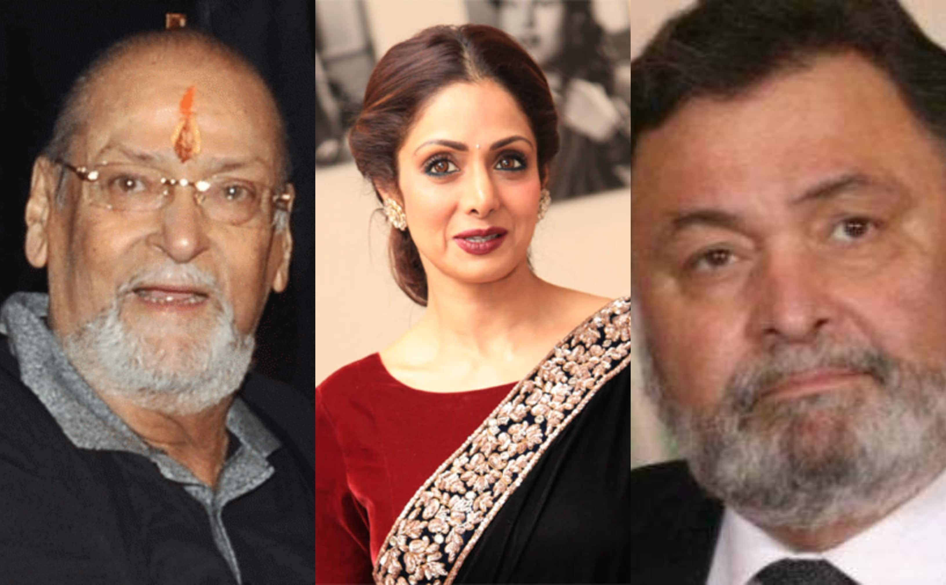 Rishi Kapoor, Sridevi, Shammi Kapoor: Bollywood Celebrities Who Didn't Live To See Their Last Films On The Silver Screens
