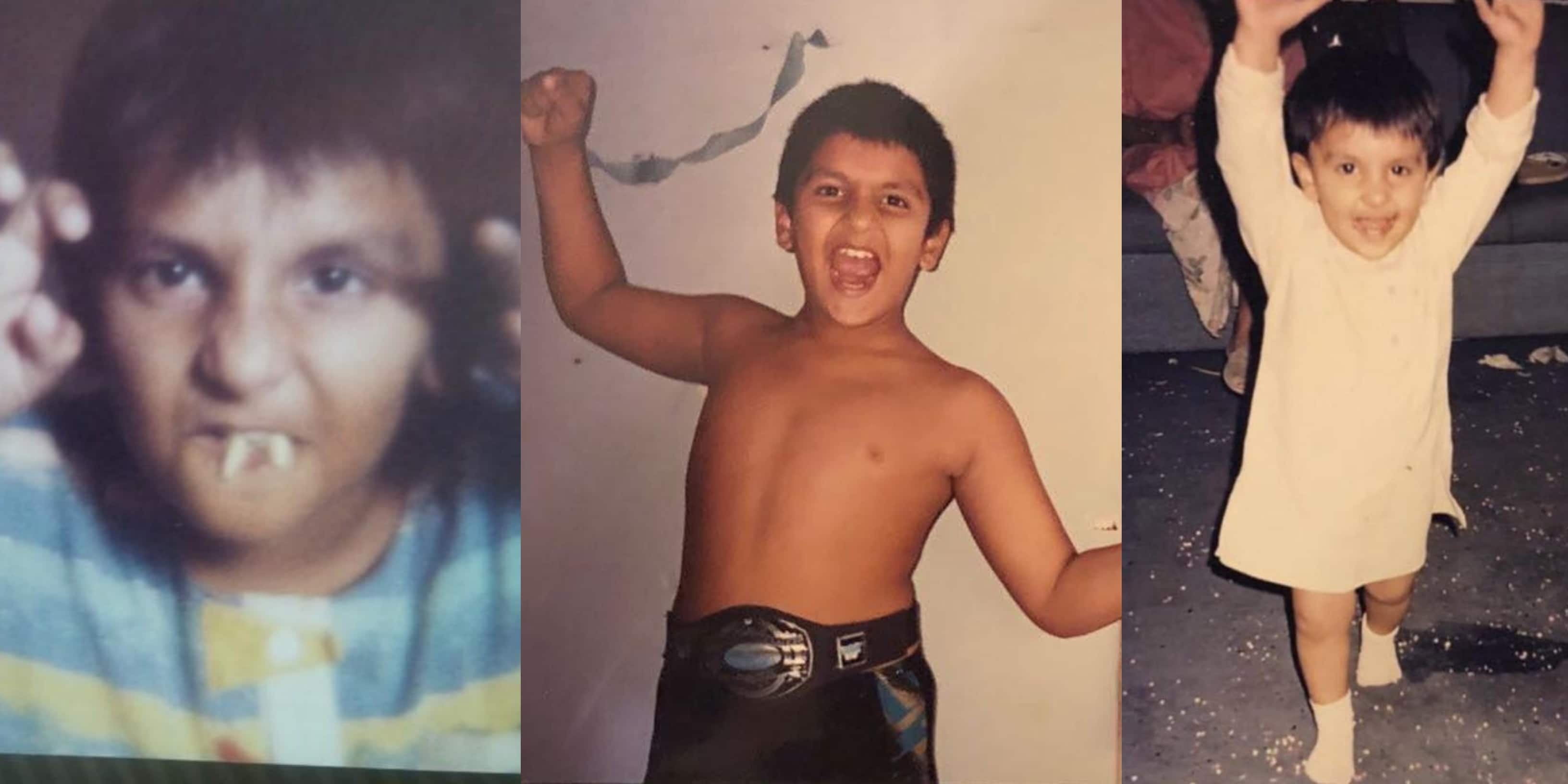 Ranveer Singh Birthday: 10 Childhood Pictures Of The Actor That Proves He Was Always A Goofball