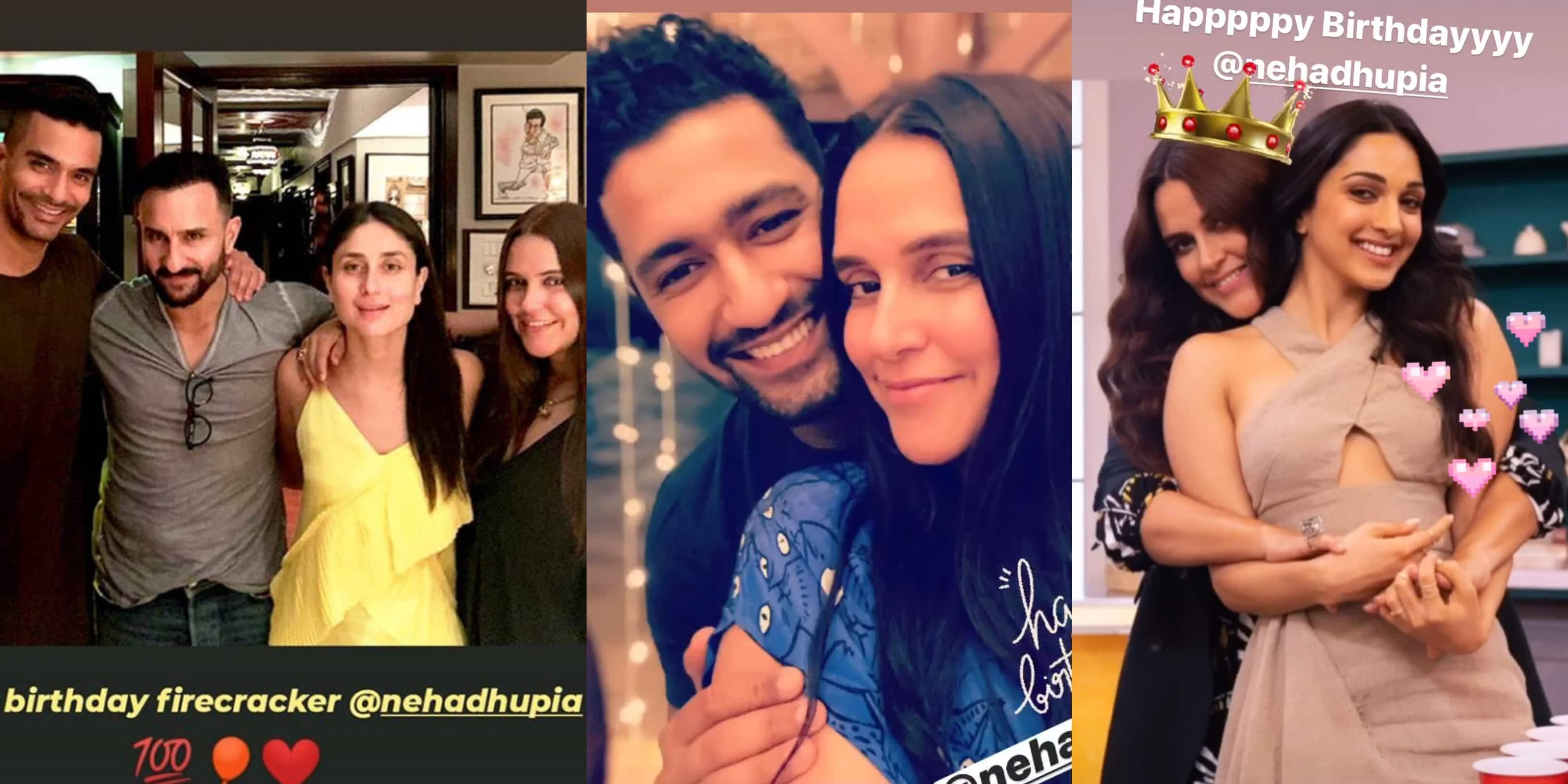 Happy Birthday Neha Dhupia: Kareena Kapoor, Vicky Kaushal, Kiara Advani And Other Stars Wish The Actress