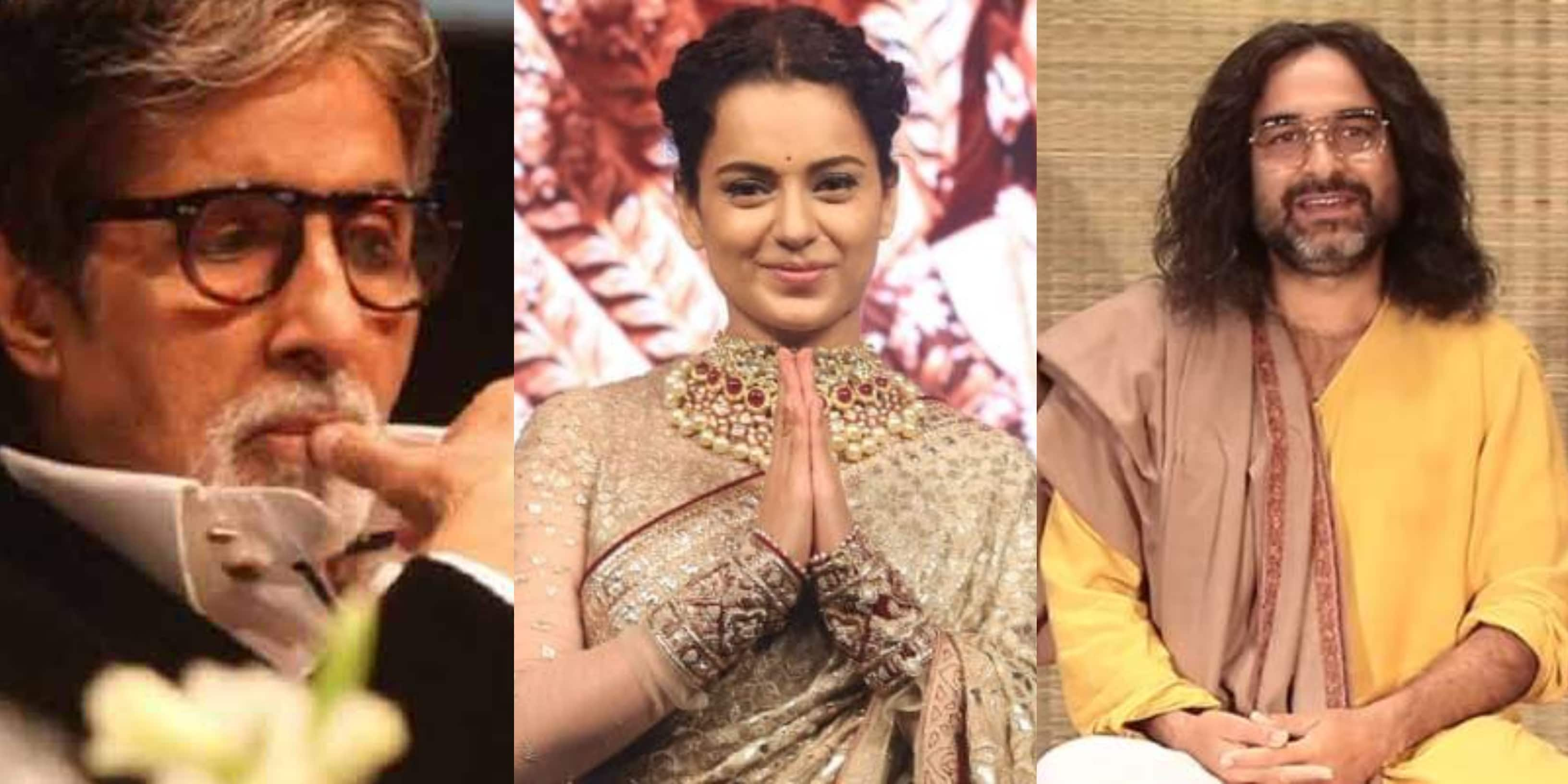 Hindi Diwas 2020 5 Bollywood Celebs We Would Love To Have As Our Hindi Teachers Desimartini