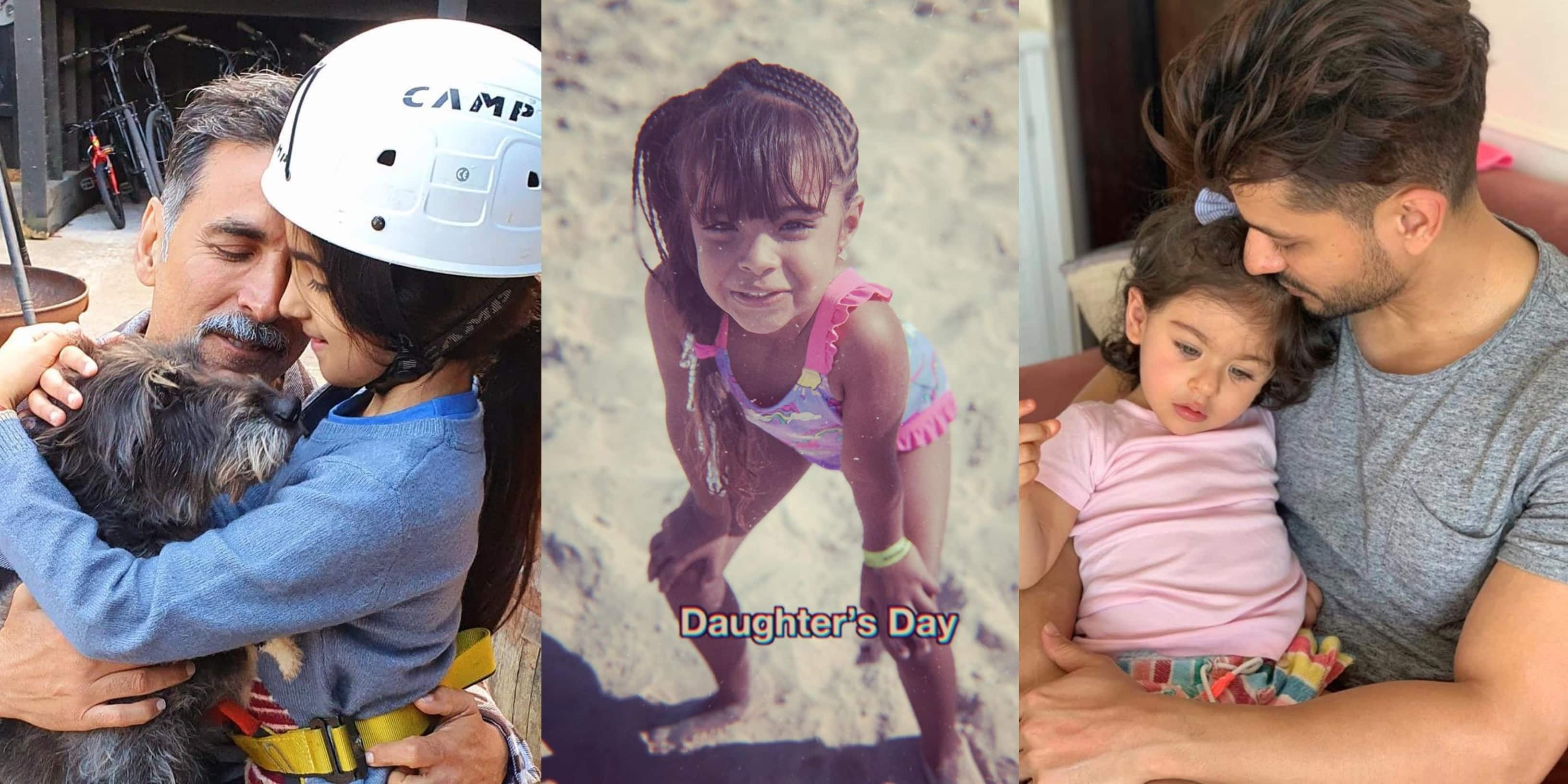 Daughter's Day 2020: Akshay, Ayushmann, Kunal And Other Celebs Share Adorable Posts For Their Angels