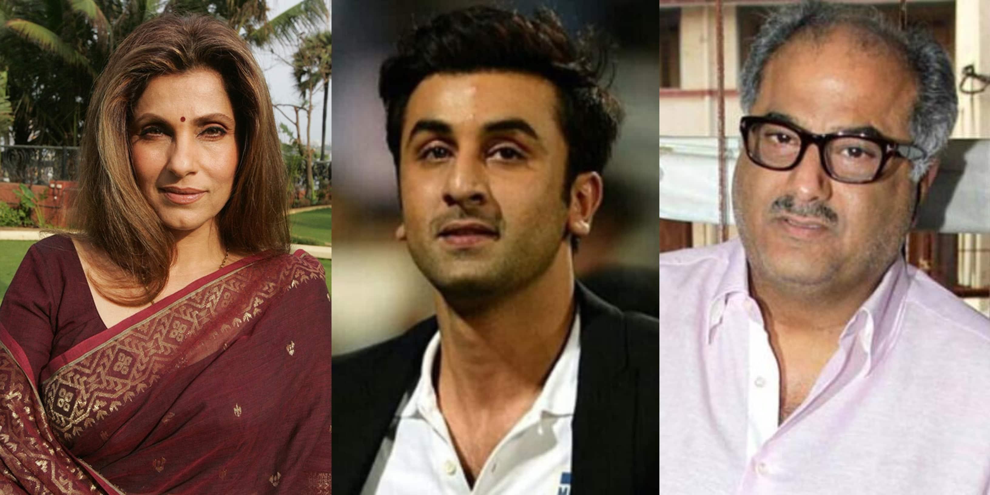 Dimple Kapadia & Boney Kapoor Roped In For Luv Ranjan's Next; Will Play  Ranbir Kapoor's Parents - DesiMartini