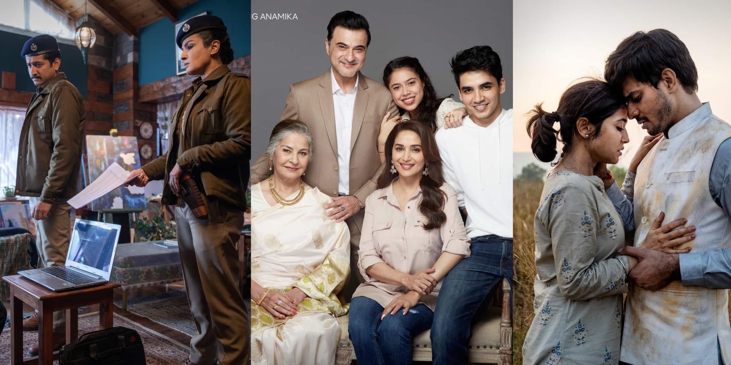 Netflix Announces As Many As 15 New Web-Series; Raveena Tandon, Madhuri Dixit To Debut