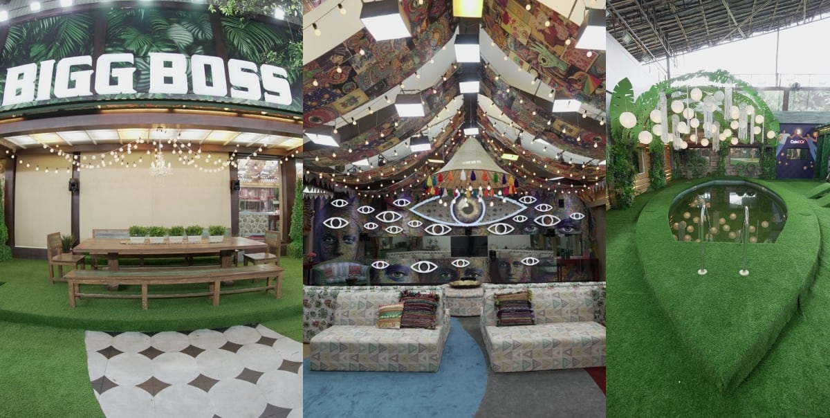 Bigg Boss OTT: Director Omung Kumar designs the house as a Boho paradise, see pictures