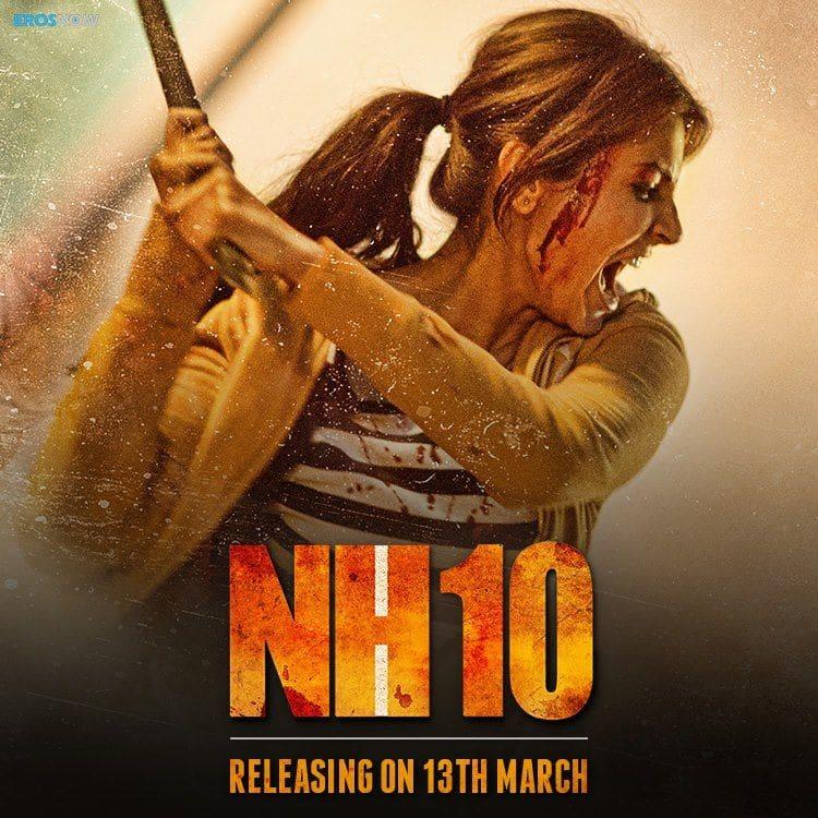 NH10 (2015) Hindi 720p WEB-DL x264 900MB ESubs