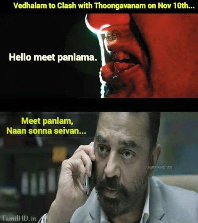 Thala Ajith And Kamal Haasan To Clash This Diwali!
